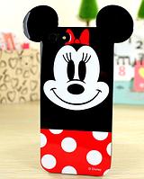 Силиконовый чехол Минни Маус для Iphone 5/5S, фото 1