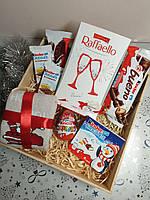 Оригинальный новогодний подарок со сладостями | Подарочные боксы