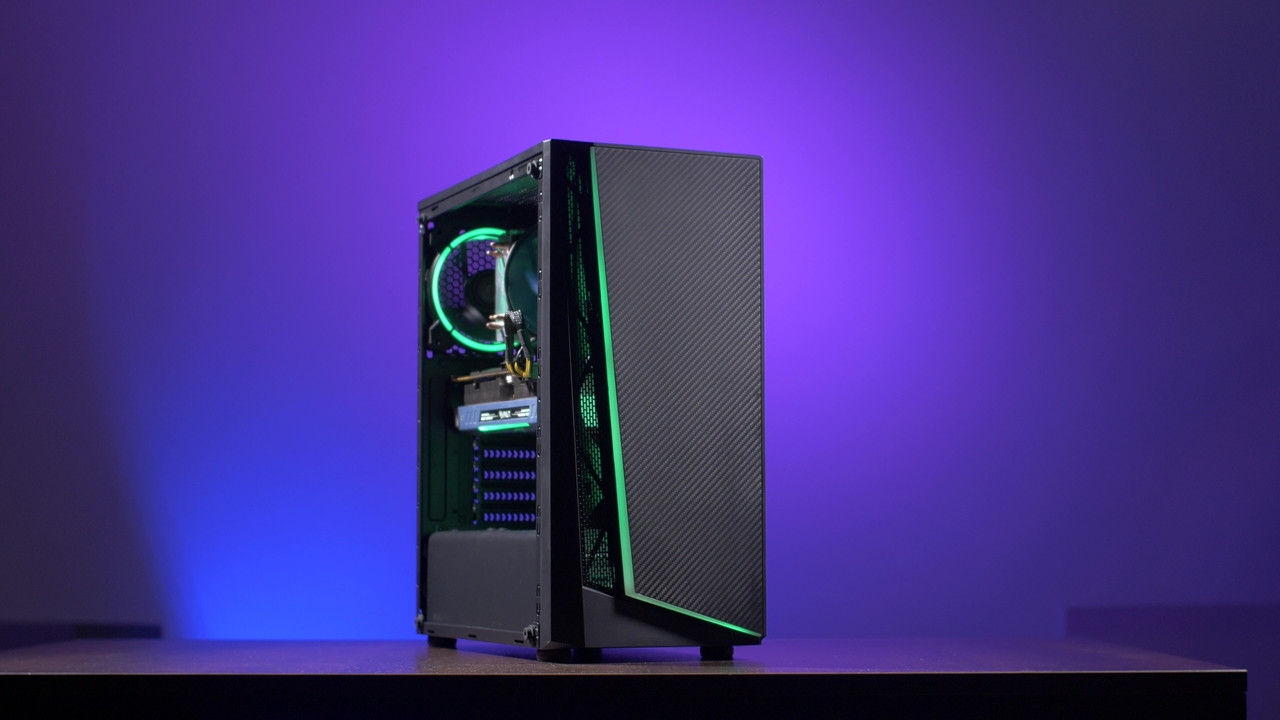 Игровой Компьютер Samurai (i5 10400F + GTX 1080 8GB + 16GB DDR4)