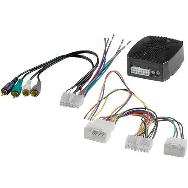 Адаптер активації штатного підсилювача Metra Metra MITO-2 (MITO-2)
