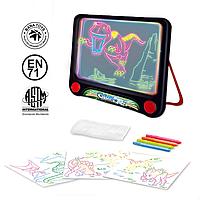 Детская интерактивная Доска для рисования 3D YM169(Black)
