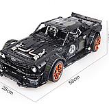 """Конструктор Lepin Technic 23009 """"Ford Mustang Hoonicorn V2"""" с мотором, фото 5"""