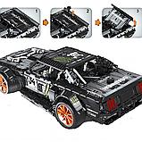 """Конструктор Lepin Technic 23009 """"Ford Mustang Hoonicorn V2"""" с мотором, фото 8"""
