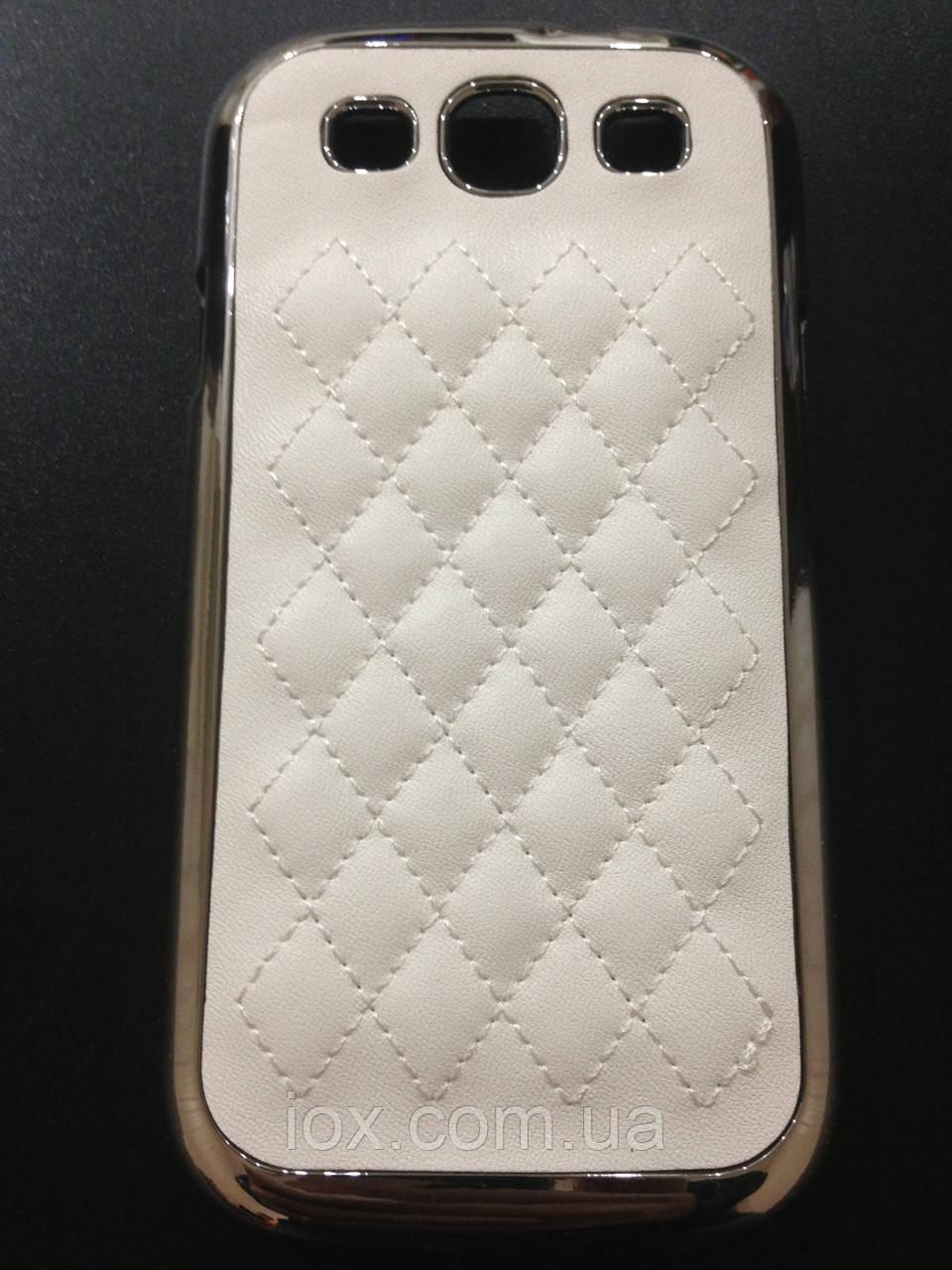 Белый Чехол Samsung S-3(I-9300)