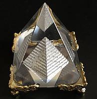 """Пирамида стеклянная, (""""2 в 1"""") №2"""