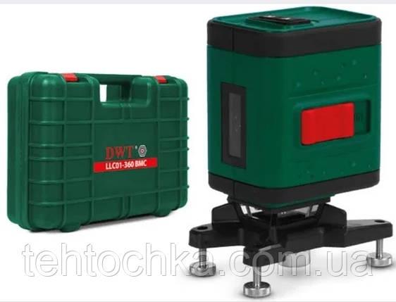 Линейный лазер DWT LLC 01-360 BMC, фото 2