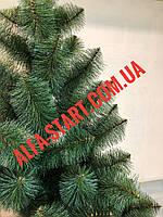 Искусственная зелёная пушистая сосна 150см ёлка новогодняя