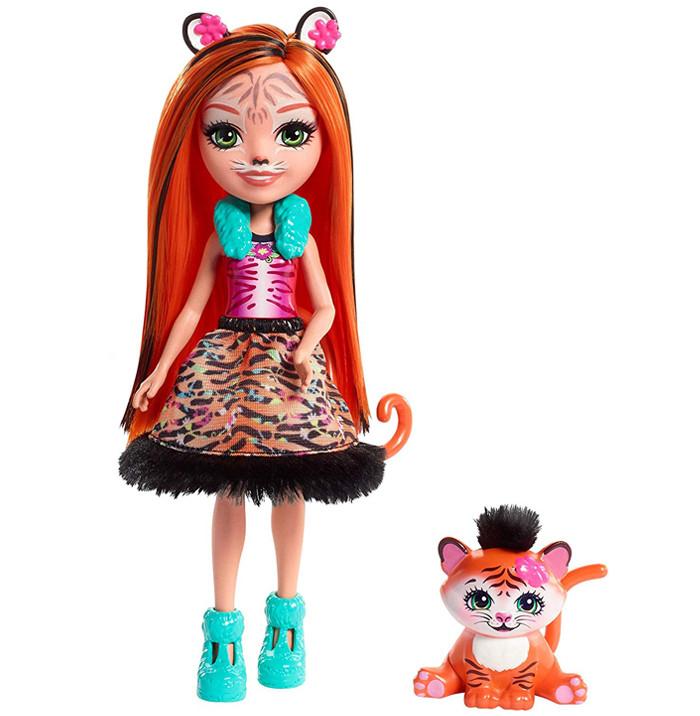 Кукла Enchantimals Tanzie Tiger