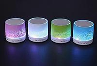 Беспроводная Bluetooth колонка Mini speaker Music H08 с подсветкой