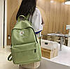 Женский тканевый рюкзак Ромашка, фото 6