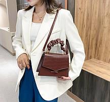 Модная сумка сундук делового стиля, фото 2