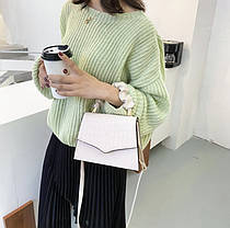 Модная сумка сундук делового стиля, фото 3