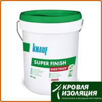 Шпаклевка готовая акриловая финишная KNAUF (КНАУФ) Sheetrock, 28кг