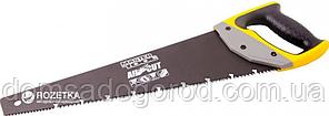 Ножовка по дереву Mastertool Black Alligator 450 мм с тефлоновым покрытием (14-2445)
