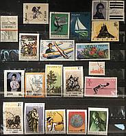 Подборка 20 марок Польши