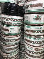 Капельная лента щелевая 10, 20, 30 СМ/ 3000м  VERESK   KLV 16