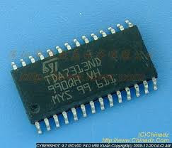 Микросхема TDA7313ND