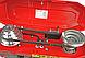 Сверлильный станок LEX LXDP16 МОЩНОСТЬ 1600 W металлические шкивы в подарок тиски и набор сверл, фото 6
