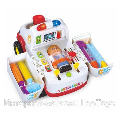 Игрушка Hola Toys Скорая помощь (836)