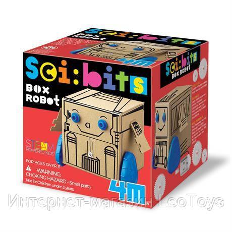 Научный набор 4M Коробочный робот (00-03419)