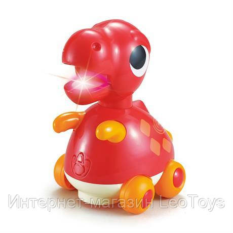 Каталка Hola Toys Тираннозавр (6110A)