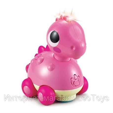 Каталка Hola Toys Динозавр (6110F)