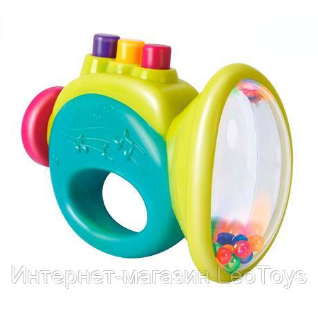 Погремушка Hola Toys Музыкальная труба (939-8)