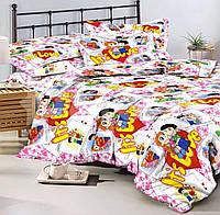 Комплект детского постельного белья Любовь это