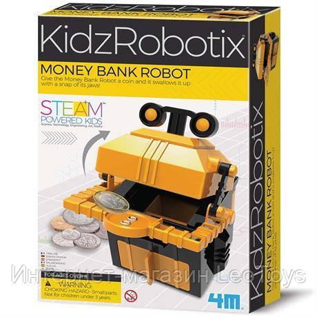 Науковий набір 4M Робот-скарбничка (00-03422)