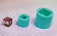 Набор 2 молда кубики, 21 и 11 мм. Платиновый силикон США