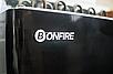 Настенная электрическая печь для сауны Bonfire SCA-45NS 4.5 кВт объем парной 3-6 м.куб, фото 6