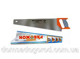 Ножовка по дереву Ижсталь Премиум, 500 мм