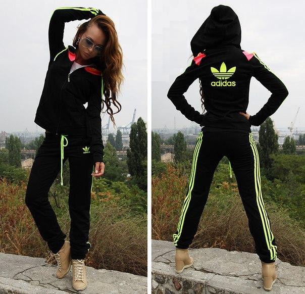 """Спортивный костюм """"Adidas - Lacosta"""""""