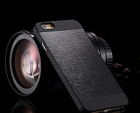 Черный чехол Motomo на Iphone 6