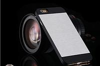 Серебряный чехол Motomo на Iphone 6