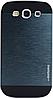 Синий с черным чехол на Samsung GalaxyS3 (i9300)