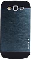 Синий с черным чехол на Samsung GalaxyS3 (i9300) , фото 1