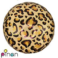 Фольгированный шар 18 Pinan Звериный принт леопард, 44 см