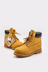 Зимние Мужские ботинки Timberland «Ginger» МЕХ