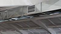 Воздушное отопление автосалона, гаража