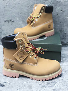 Мужские Ботинки зимние Timberland (мех)