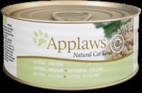 Applaws Kitten с мясом цыпленка 70 гр.