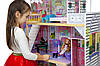 Кукольный домик игровой для барби AVKO Вилла Тоскана + лифт + кукла, фото 2