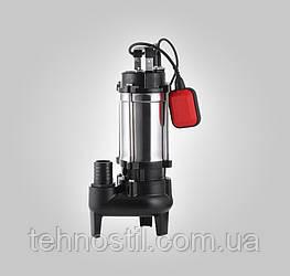 KOER WQD 20-9-0,75S STEEL Дренажно-фекальный насос (20.1 м³, 9 м, 0.75 кВт)