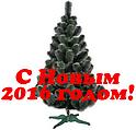 Спешите купить ёлки и сосны к Новогодним праздникам!
