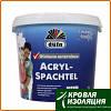 Шпаклевка финишная белоснежная DUFA Acryl-Spachtel, 8 кг.