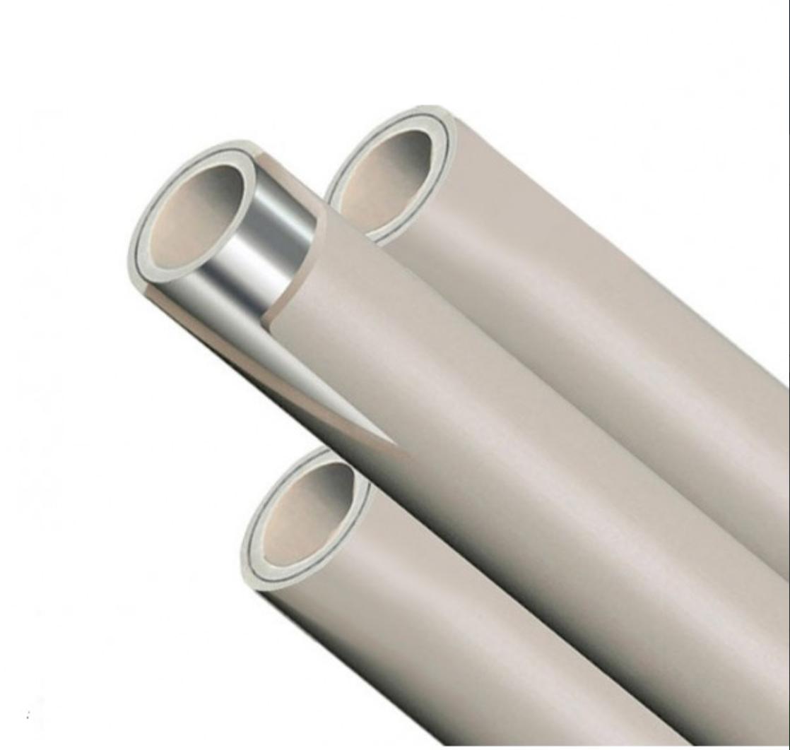 Труба полипропиленовая Krakow Fiber DN 50 PN 20 (Стекловолокно)