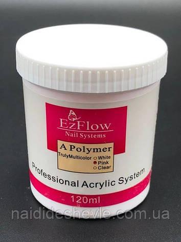 Акриловая пудра EzFlow 120 гр, фото 2