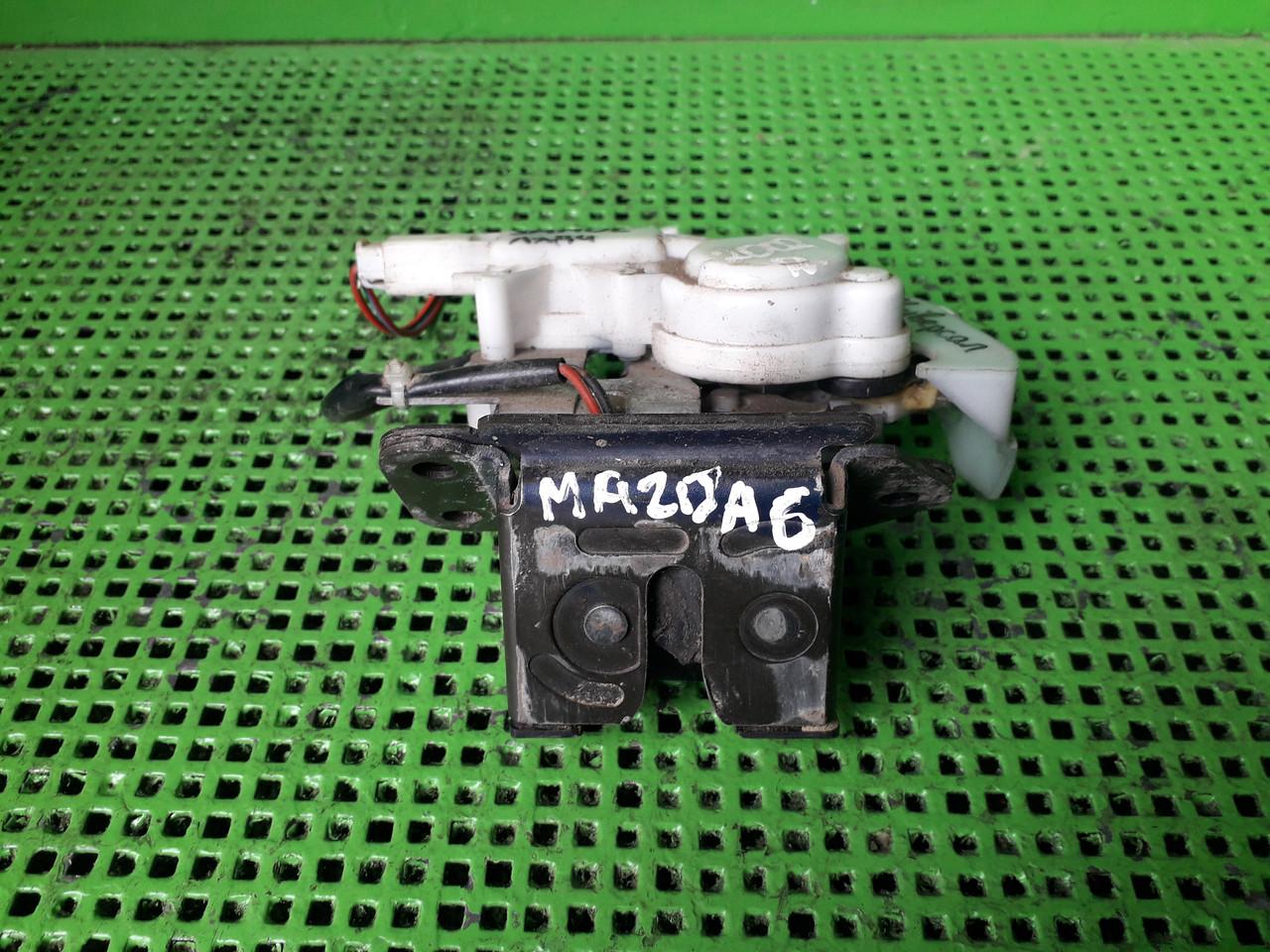 Замок крышки багажника для Mazda 6 универсал