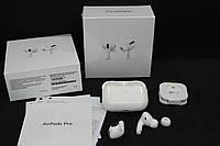Наушники аирподс про Apple AirPods pro with Wireless Charging Case 1В1